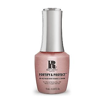 Red Carpet Manicure Fortify & Protect Gel Polish - Stunt Woman