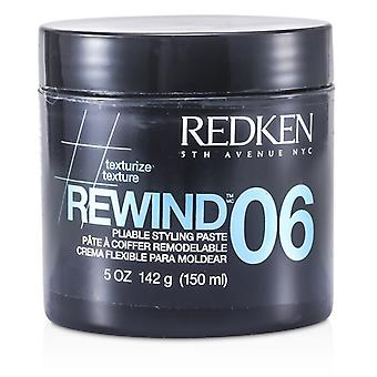 Redken Styling rebobinado 06 estilo flexible pasta 150ml / 5oz