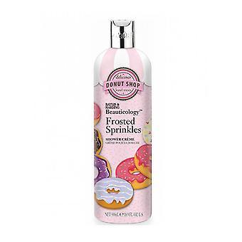 """Baylis & Harding Crème de bain """"Frosted Sprinkles"""" de Beauticology 500 ml"""