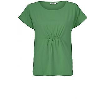 Masai Clothing Ebby Elm Green Jersey Top