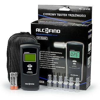 Test pęcherza elektrycznego + dysze - Zestaw z torebką