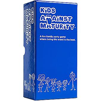 Kids Against Maturity: Card Game for Kids and Families, Super Fun Hilarious for Family Party Game