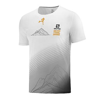 Salomon Sense Tee Menserie Golden Trial 2021 LC1537700   men t-shirt