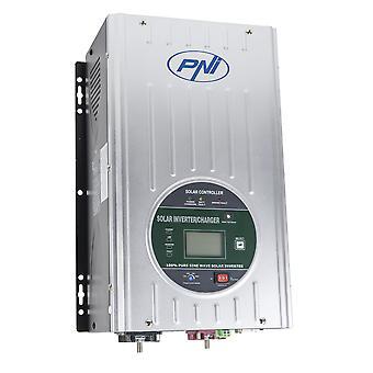 סולארי מהפך PNI GreenHouse SC3000B 3KW 24V 80A MPPT מחוץ לרשת היברידית LF