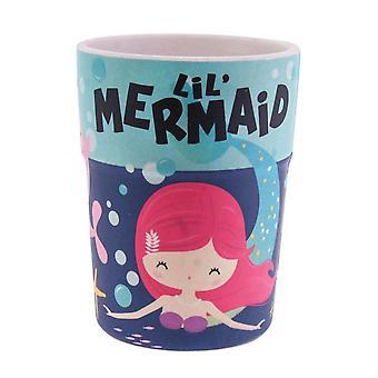 History & Heraldry Bamboo Crew Beaker Mermaid Lil Mermaid