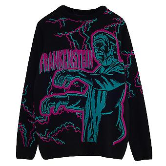 Universal Monsters Womens/Ladies Frankenstein´s Monster Knitted Jumper
