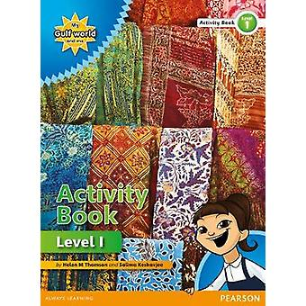 My Gulf World and Me Level 1 nonfiction Activity Book par Salima Keshavjee