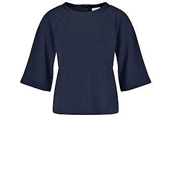 Gerry Weber T-Shirt 3/4 Arm, Dark Navy, 40 Woman(1)