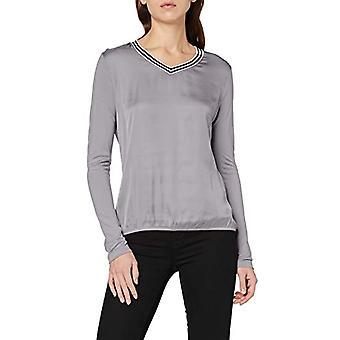 Paragraph CI 8s.995.31.7826 T-Shirt, Grey (Grey 9139), 44 (Manufacturer Size: 38) Woman