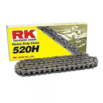 RK CADENA 520H-114 para Aprilia RX 125 2008-2012 Yamaha XV 250 Virago 1995-2001