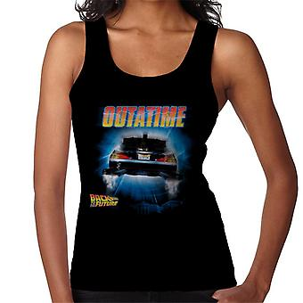Back to the Future Outa Time Dames Vest