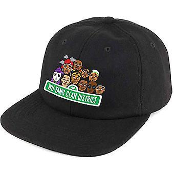 Wu-Tang Clan - Sesame Street Men's Snapback Cap - Black