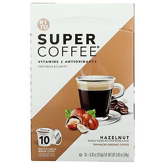 Kitu Coffee K Cup Hazelnut, Case of 6 X 10 Each