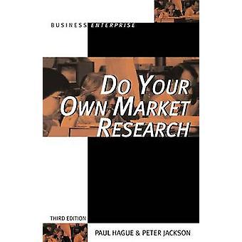Gör din egen marknadsundersökning av Haag & Paul N
