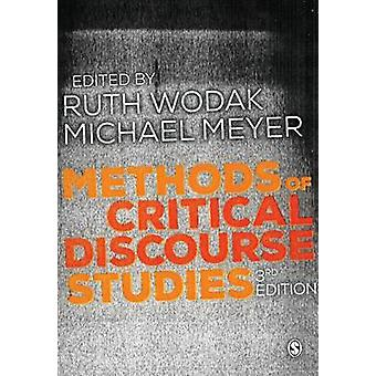 Methods of Critical Discourse Studies by Wodak & Ruth