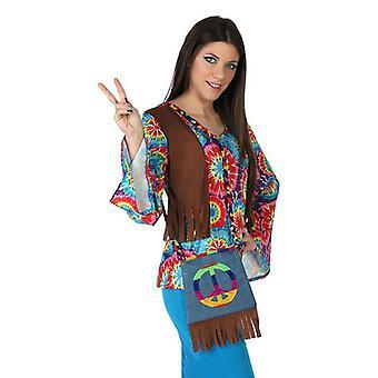 Bolsa Hippie (19 x 18 cm)