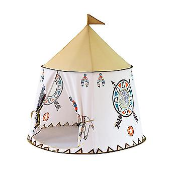 Kids Play Tent Foldable Tent Indoor Fence Ocean Ball Pool Toy Kids Tent House Colorful Indian Style