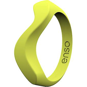 Enso Rings Wave Series Silicone Ring - Lightning