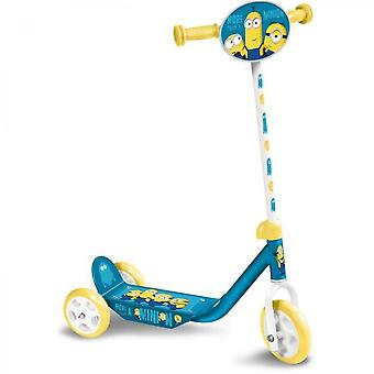 3 hjul scooter
