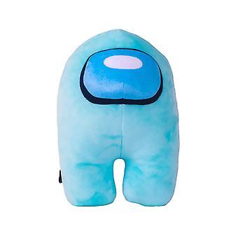 Among Us Blue Crewmate Plush Stuffed Animals Plush Softie 27cm