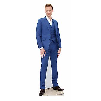 Tom Hiddleston Cardboard Cutout / Standee / Stand Up