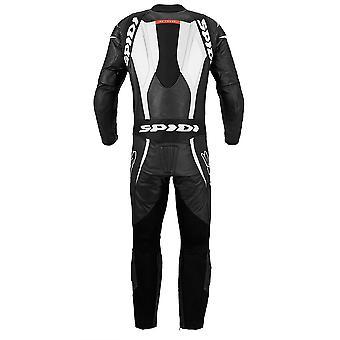 スパイディ GB スーパースポーツ ウインド プロ スーツ ブラック/ホワイト [Y124-011]