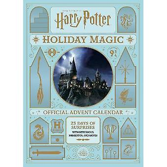 Harry Potter - Holiday Magic: The Official Advent Calendar