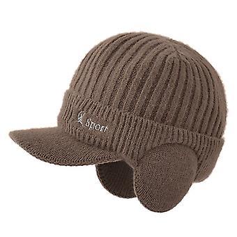 Knitted Hat Stretch Cap Baseball Cap