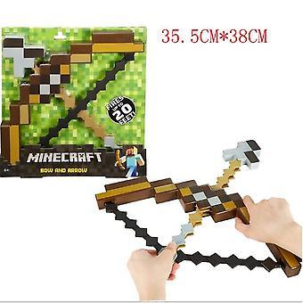 Minecraft Enchanted Bow With Potion-tip Arrow,foam Toy.