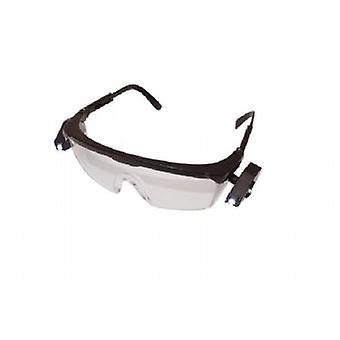 LED tændte sikkerhedsbriller
