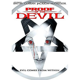 Proof of the Devil [DVD] USA import