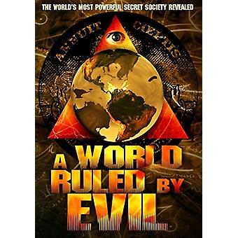 World Ruled by Evil [DVD] USA import