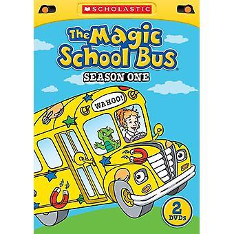 Magisk skolebuss: Sesong 1 [DVD] USA import