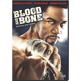 Blod & bein [DVD] USA importere