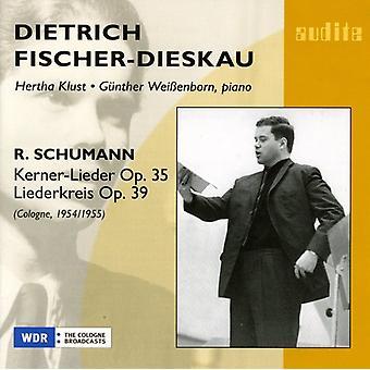 シューマン - シューマン: ケルナー歌曲 Op. 35;リーダーク ライス Op. 39 [CD] USA 輸入