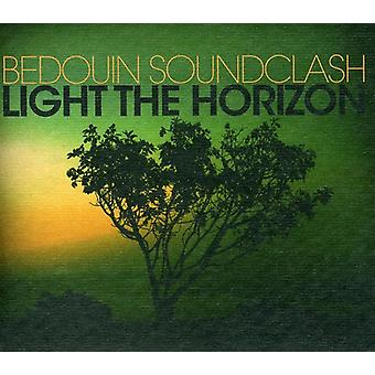 Bedouin Soundclash - Light the Horizon [CD] USA import