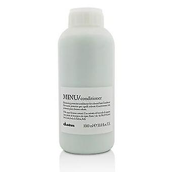 Davines Minu Conditioner Illuminating Protective Conditioner (for Coloured Hair) - 1000ml/33.8oz