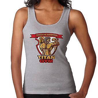 Titan Gym Attack On Titan Women's Vest