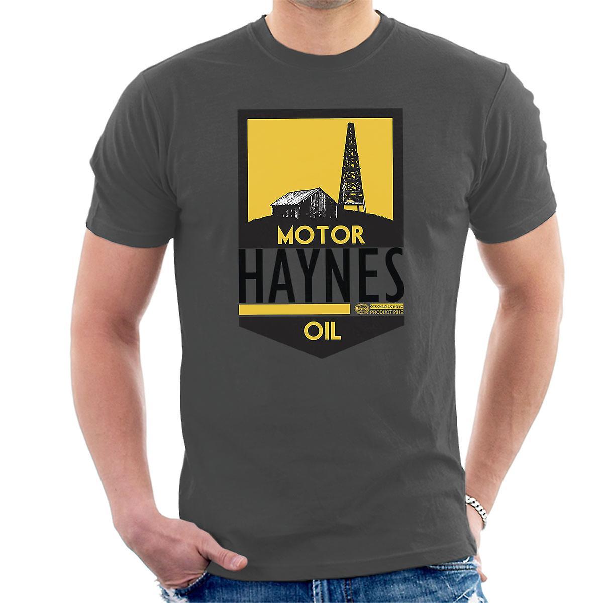 Haynes Penn Drake Motor Oil Men 39 S T Shirt Fruugo