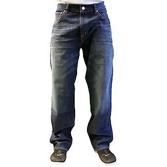 LRG Classic C47 Denim Jeans gedragen Vintage