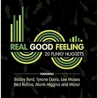 Various Artist - Real Good Feeling: 20 Nuggets Funky [CD] USA importar