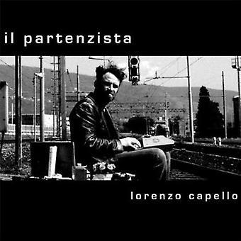 Lorenzo Capello - Il Partenzista [CD] USA tuonti