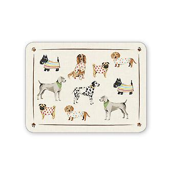 Cooksmart New Best In Show Dog Placemats, Set of 4
