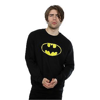 Batman Logo Sweatshirt pour l'hommes DC Comics