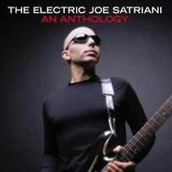 Joe Satriani - Electric Joe Satriani: Importação An Anthology [CD] EUA