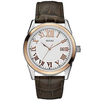Guess Mens Watch Dress Collection W95142G1