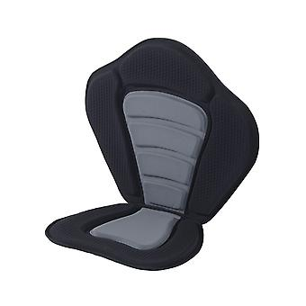 HOMCOM Deluxe Kayak Seat Sit On Top Padded Backrest Canoe Rafting Sports High Back Detachable