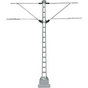 Märklin 74105 H0 Twin track cantilever mast H0 Märklin C (incl. track bed), H0 Märklin K (w/o track bed) 1 pc(s)