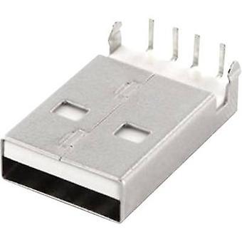 Eingebaute USB-A DIP Stecker, Mount US1AF 1 Port Econ verbinden Inhalt: 1 PC