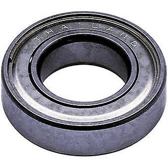 Rolamento de esferas Radial Reely inox diâmetro interno: 10 mm diâmetro externo: 19 mm velocidade rotacional (máx.): 41000 rpm
